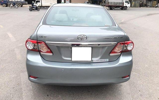Toyota Corolla Altis 1.8G AT cuối 2010 form mới 2011, tự động, màu ghi, 1 chủ, xe tuyển ACE không phải nghĩ14