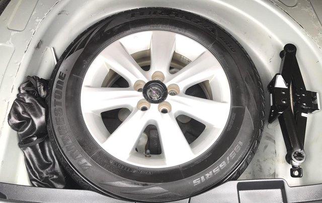 Toyota Corolla Altis 1.8G AT cuối 2010 form mới 2011, tự động, màu ghi, 1 chủ, xe tuyển ACE không phải nghĩ13
