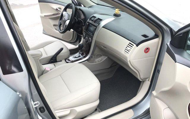 Toyota Corolla Altis 1.8G AT cuối 2010 form mới 2011, tự động, màu ghi, 1 chủ, xe tuyển ACE không phải nghĩ5