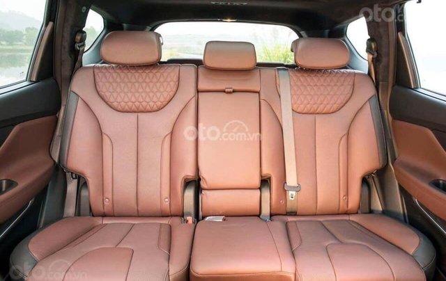 [Hyundai Santa Fe 2020] giảm 50% thuế trước bạ + tặng tiền mặt + gói phụ kiện chính hãng3