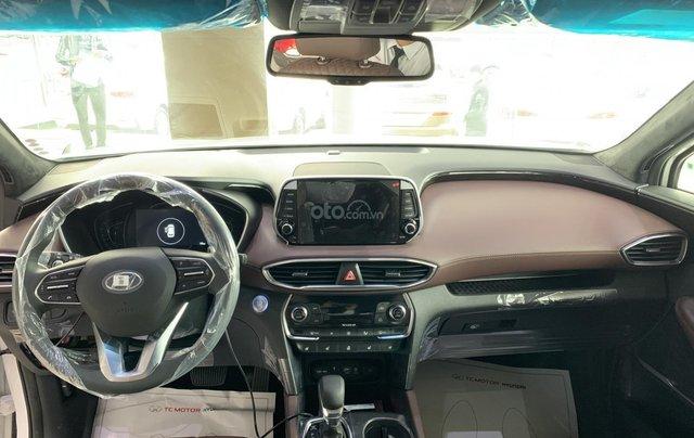 [Hyundai Santa Fe 2020] giảm 50% thuế trước bạ + tặng tiền mặt + gói phụ kiện chính hãng8