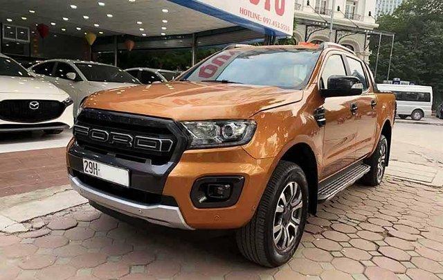 Bán Ford Ranger sản xuất 2018, nhập khẩu Thái Lan, giá chỉ 805 triệu0