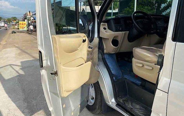 Bán xe Ford Transit năm 2014, màu bạc3