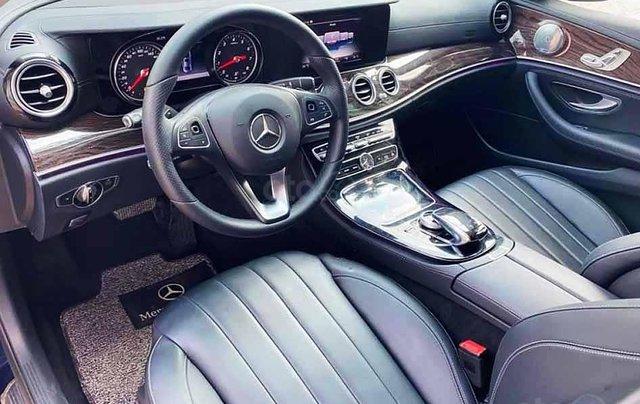 Bán Mercedes E250 sản xuất 2016, màu xanh lam2