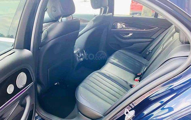 Bán Mercedes E250 sản xuất 2016, màu xanh lam3