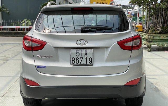 Hyundai Tucson 2.0AT 2014 mẫu mới, bao rút hồ sơ3