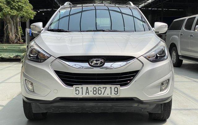 Hyundai Tucson 2.0AT 2014 mẫu mới, bao rút hồ sơ5