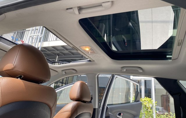 Hyundai Tucson 2.0AT 2014 mẫu mới, bao rút hồ sơ6