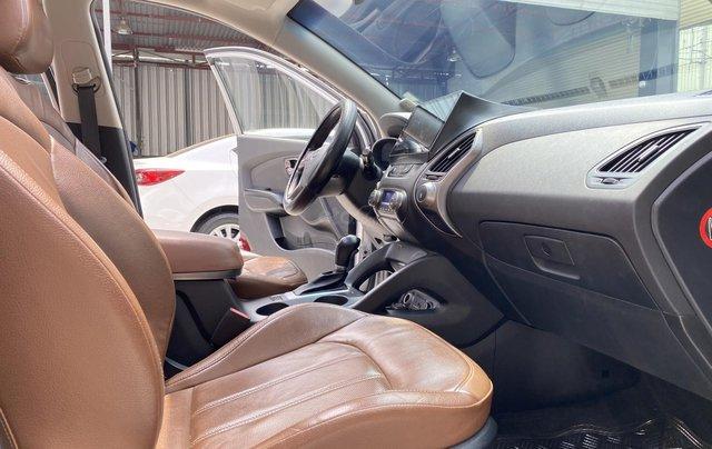 Hyundai Tucson 2.0AT 2014 mẫu mới, bao rút hồ sơ7