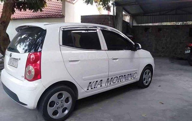Bán ô tô Kia Morning năm 2011, màu trắng, 128tr3