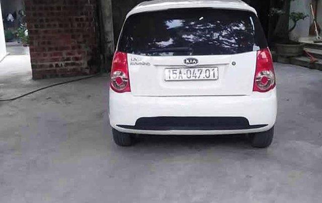 Bán ô tô Kia Morning năm 2011, màu trắng, 128tr2