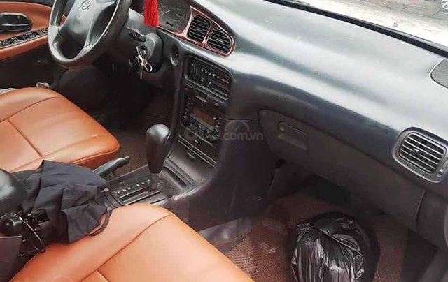 Bán Hyundai Sonata đời 1997, màu trắng, xe nhập 2