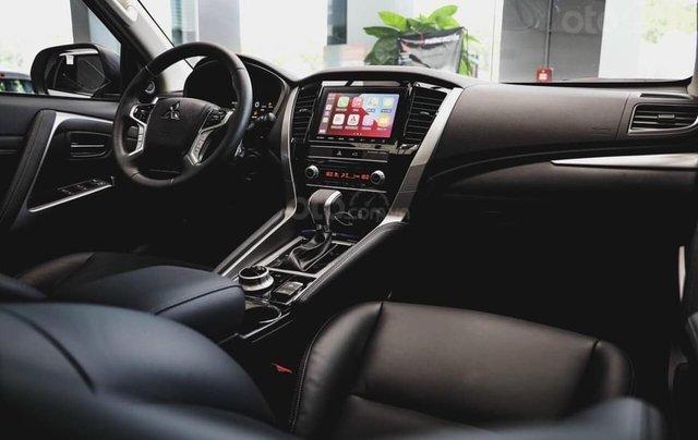 Hỗ trợ mua xe giá thấp chiếc Mitsubishi Pajero Sport D4x4 AT Pre đời 2020, giao nhanh16