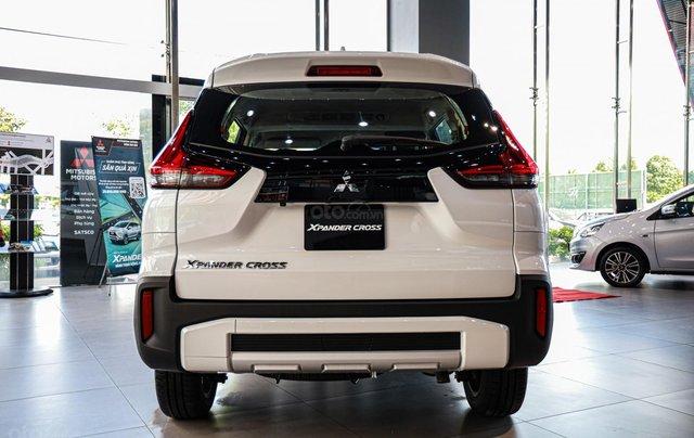[Mitsubishi Lào Cai ] Mitsubishi Xpander Cross 2020, giảm tiền mặt, kèm KM khủng trả trước 150tr nhận ngay xe6