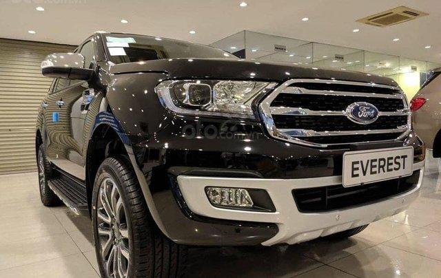 [Duy nhất tháng 11] Ford Everest 2020 giảm giá kịch sàn tặng nhiều phụ kiện giá trị0