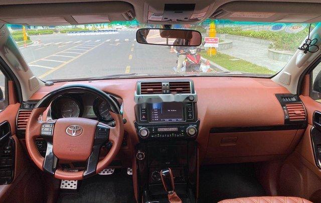 Bán xe Toyota Land Cruiser Prado chính chủ sản xuất năm 2014, nhập khẩu2