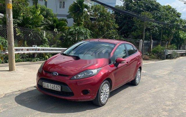 Cần bán gấp Ford Fiesta sản xuất năm 2011, xe nhập số tự động0