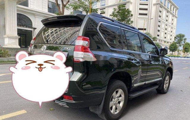 Bán xe Toyota Land Cruiser Prado chính chủ sản xuất năm 2014, nhập khẩu9