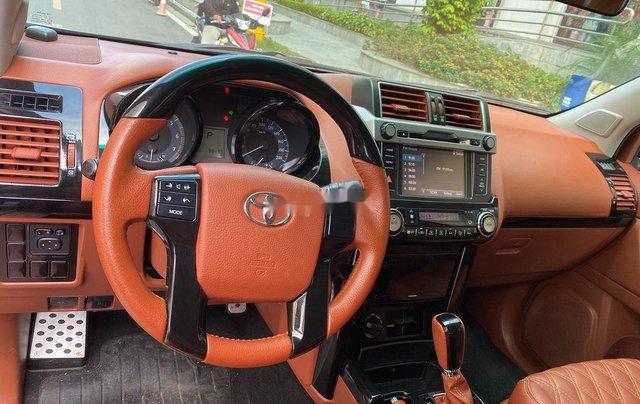 Bán xe Toyota Land Cruiser Prado chính chủ sản xuất năm 2014, nhập khẩu4