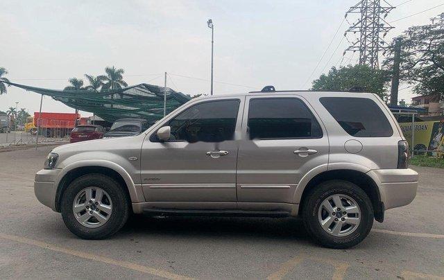 Bán Ford Escape năm sản xuất 2008, giá chỉ 270 triệu2