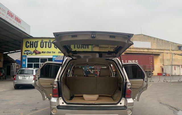 Bán Ford Escape năm sản xuất 2008, giá chỉ 270 triệu9