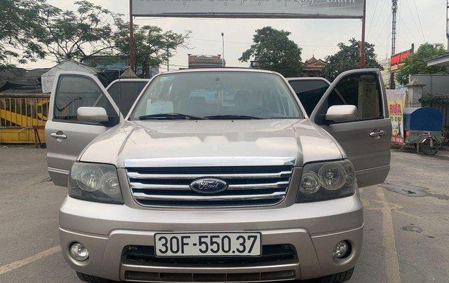 Bán Ford Escape năm sản xuất 2008, giá chỉ 270 triệu0