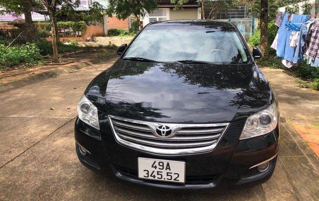 Cần bán gấp Toyota Camry năm sản xuất 2007, nhập khẩu nguyên chiếc0