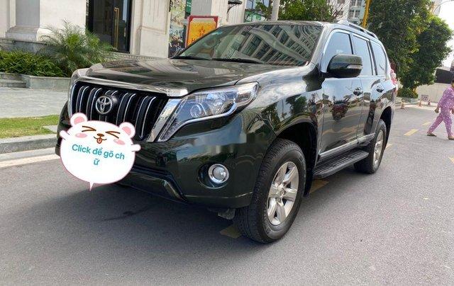 Bán xe Toyota Land Cruiser Prado chính chủ sản xuất năm 2014, nhập khẩu0
