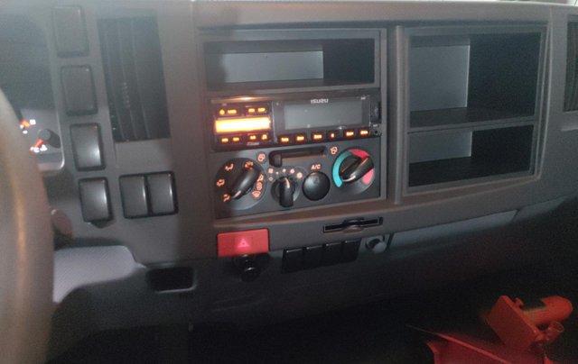 Isuzu 6.5 tấn, thùng bạt 6m7 - KM: Máy lạnh, 9 phiếu bảo dưỡng, radio MP34