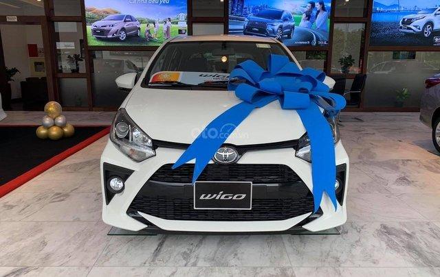 Toyota Hà Đông bán xe Wigo 1.2MT, nhập khẩu, giá rẻ nhất thị trường0