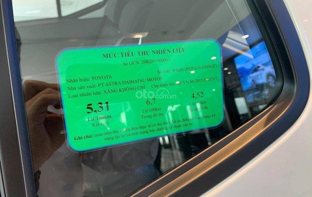 Toyota Hà Đông bán xe Wigo 1.2MT, nhập khẩu, giá rẻ nhất thị trường4