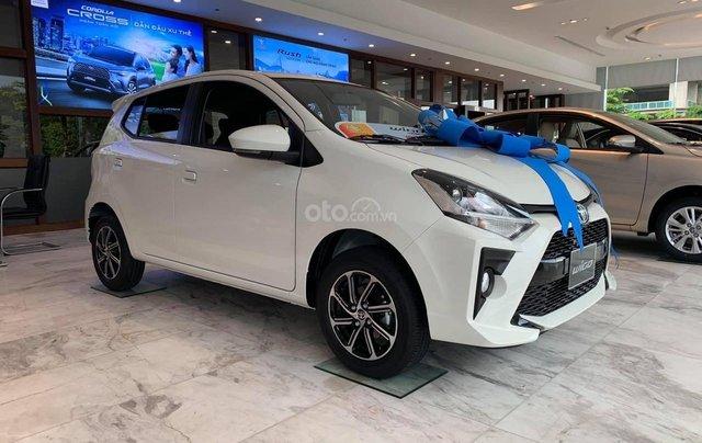 Toyota Hà Đông bán xe Wigo 1.2MT, nhập khẩu, giá rẻ nhất thị trường2