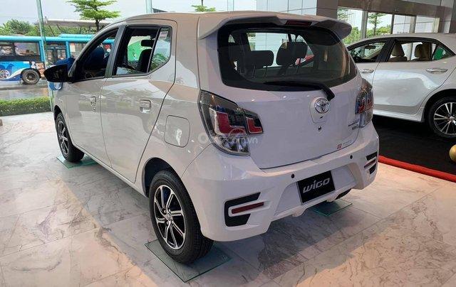 Toyota Hà Đông bán xe Wigo 1.2MT, nhập khẩu, giá rẻ nhất thị trường1