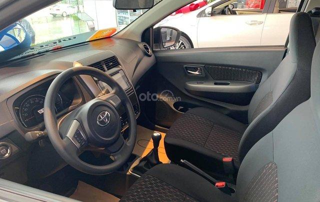 Toyota Hà Đông bán xe Wigo 1.2MT, nhập khẩu, giá rẻ nhất thị trường5