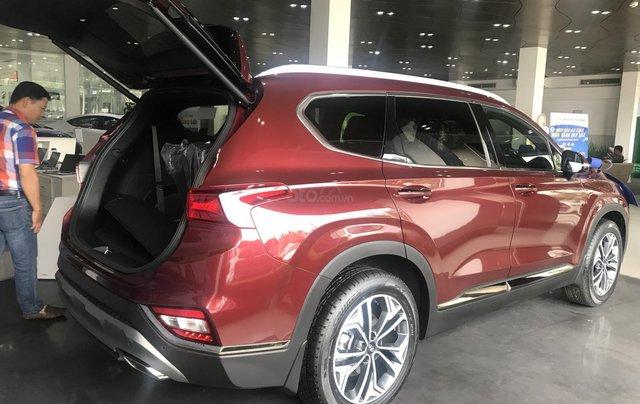 Bán xe Hyundai Santa Fe 2.2 dầu 20202
