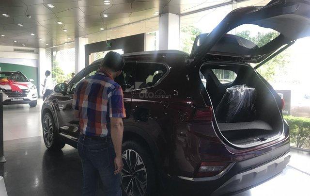 Bán xe Hyundai Santa Fe 2.2 dầu 20203