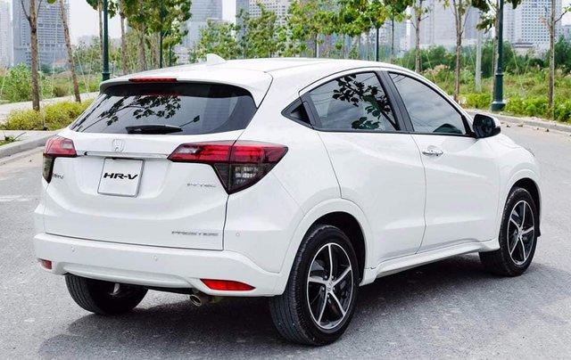 Cần bán xe Honda HRV năm sản xuất 2020, màu trắng1