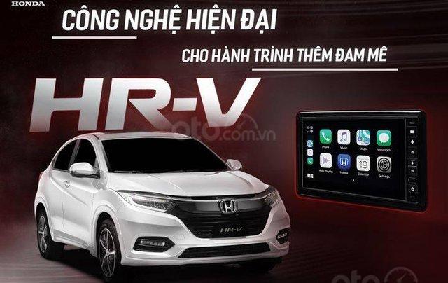 Cần bán xe Honda HRV năm sản xuất 2020, màu trắng2