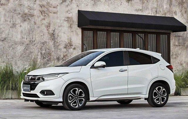 Cần bán xe Honda HRV năm sản xuất 2020, màu trắng3