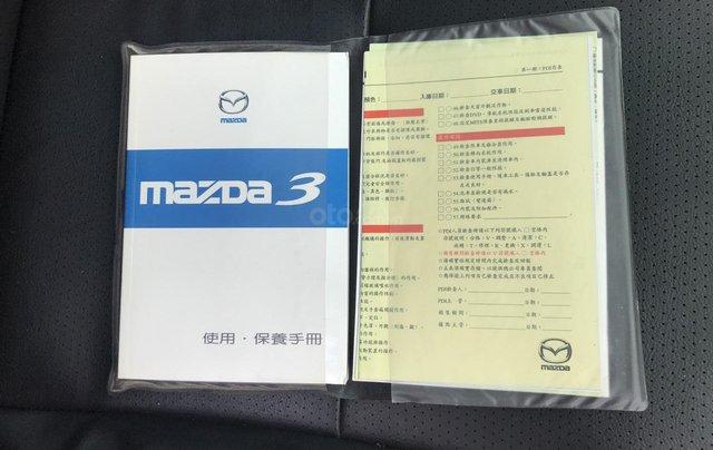 Mazda 3 1.6AT cuối 2010 biển 4 số từ đầu, màu đỏ, 1 chủ từ mới cứng, nói không với lỗi nhỏ, đâm va, ngập nước12