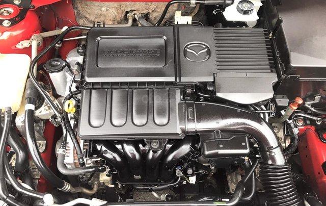 Mazda 3 1.6AT cuối 2010 biển 4 số từ đầu, màu đỏ, 1 chủ từ mới cứng, nói không với lỗi nhỏ, đâm va, ngập nước8