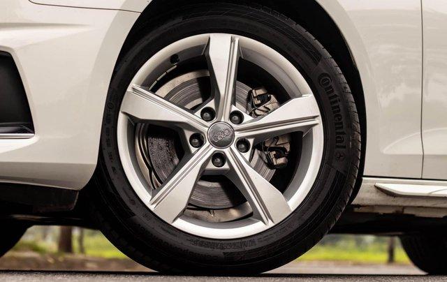 Bán Audi A4 40 TFSI model 2021 máy 2.0L Turbo, siêu lướt, xe màu trắng, nội thất nâu da bò sang trọng và đẳng cấp6