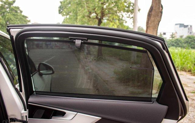 Bán Audi A4 40 TFSI model 2021 máy 2.0L Turbo, siêu lướt, xe màu trắng, nội thất nâu da bò sang trọng và đẳng cấp12