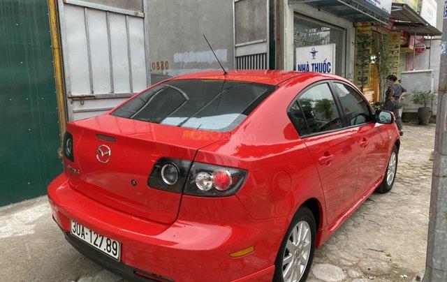 Bán Mazda 3 sản xuất 2009, xe màu đỏ, số tự động, giá tốt 280 triệu3