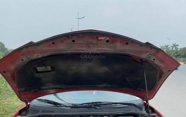 Bán Mazda 3 sản xuất 2009, xe màu đỏ, số tự động, giá tốt 280 triệu6