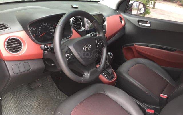 Cần bán gấp với giá ưu đãi nhất chiếc Hyundai Grand i10 đời 2018, xe một đời chủ5
