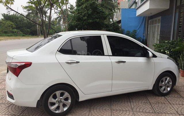 Cần bán gấp với giá ưu đãi nhất chiếc Hyundai Grand i10 đời 2018, xe một đời chủ2