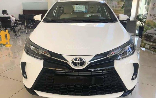 Toyota Yaris 1.5G CVT phiên bản 2021, nữ hoàng hiện đại0