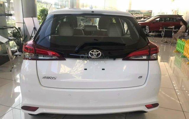 Toyota Yaris 1.5G CVT phiên bản 2021, nữ hoàng hiện đại2