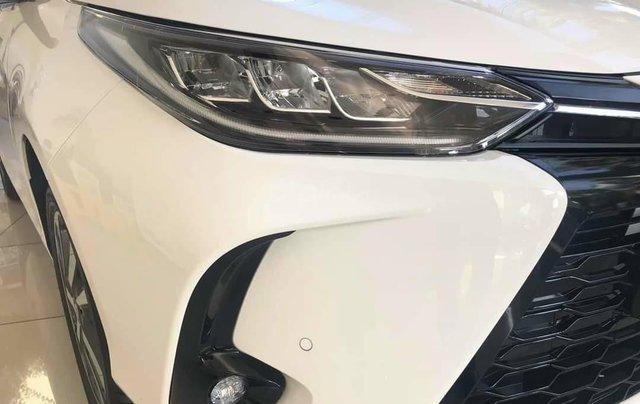 Toyota Yaris 1.5G CVT phiên bản 2021, nữ hoàng hiện đại3